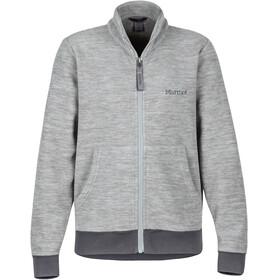 Marmot Boys Couloir Fleece Jacket Grey Storm/Slate Grey